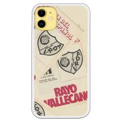 Funda móvil Rayo Vallecano