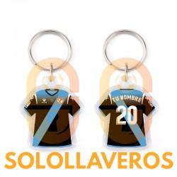 Llavero Rayo Vallecano 3ª...