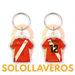 Llavero Rayo Vallecano 2ª...