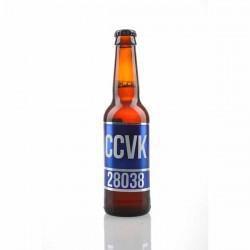 Cerveza 28038 CCVK