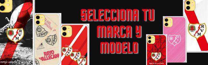 Fundas para móvil Rayo Vallecano